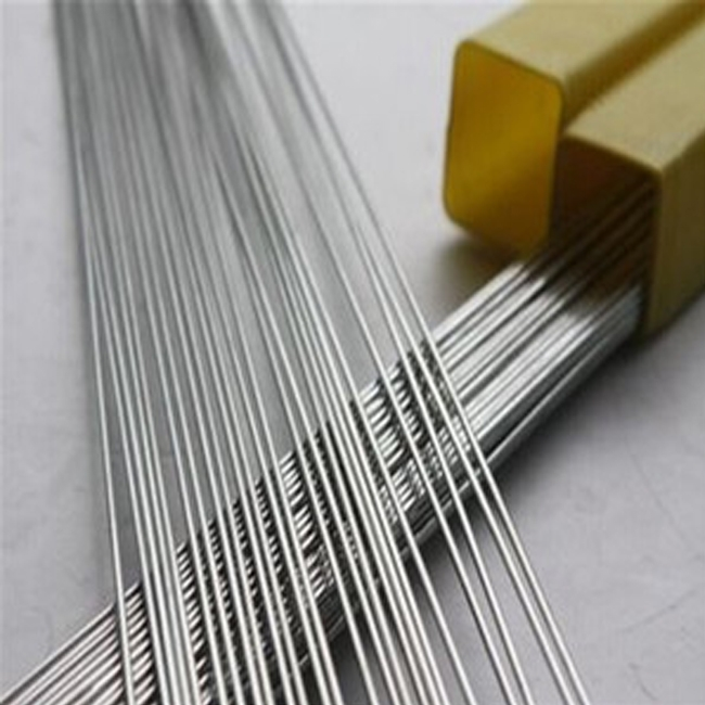 Stainless steel straight bar