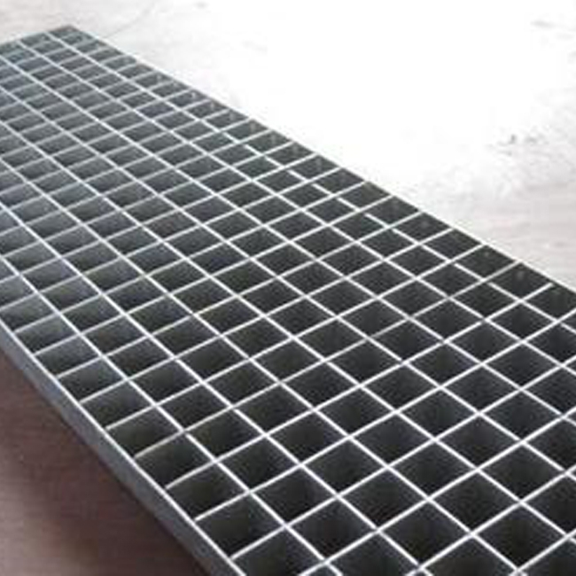 Stainless steel grille